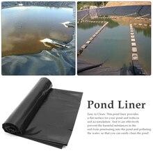 Cloth Liner HDPE Pool-Pond Garden-Pool-Reinforced Waterproof Black Landscaping Heavy