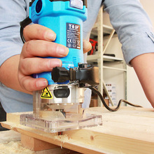 Milling-Machine Power-Tools Edge-Trimmer Router Wood Carpentry Woodworking Electric-Laminate
