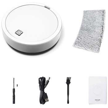 USB Charging Intelligent Lazy Robot Wireless Vacuum Cleaner Sweeping Vaccum Cleaner Robots Carpet Household Cleaning Machine