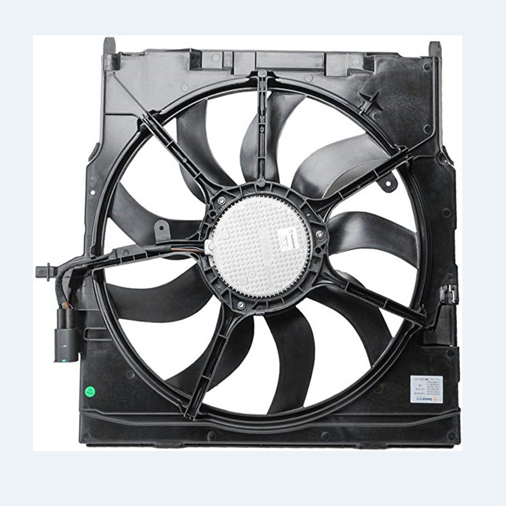 Engine <font><b>Cooling</b></font> Radiator <font><b>Fan</b></font> <font><b>Motor</b></font> OEM 17428618242 Fit for <font><b>BMW</b></font> X6 E71 X5 E70 image