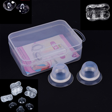 1Set Silicone Nipple Corrector Nipple Clip for Flat Inverted Nipples Braces Niplette Correction Clamps Corrector