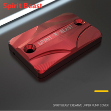 Motorcycle Brake Master Cylinder Cover Cap Fit For Niu Scooter N1 N1s U+ Cygnus-125 Bws 125 Benelli Bj125 Tnt Or More