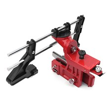 Professional Mower Chain Saw Chain Sharpener Grinding Guide Garden Chain Saw Sharpening Garden Tools(China)