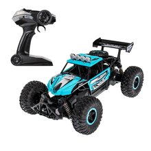 2.4GHz 1:16 RC Truck 4WD Brushed Off-road Drive Monster Car RTR Big Foot Remote Control Cars Vehicle Toys For Children r c car 2 4g 4ch 4wd 4x4 driving car monster truck off road vehicle remote control car model toys gift for children e