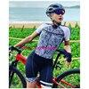 Xama pro equipe conjunto de ciclismo feminino pequeno macaco ciclismo camisa terno manga curta macacão triathlon roupas 9