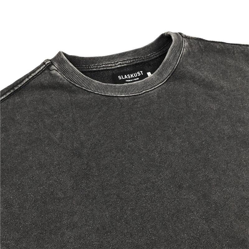 Jesus is king Kanye West Black Distressed Sweatshirt  4