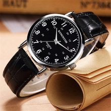 KINGNUOS Mature Man Watch Business Man Design 100% Original Brand Clock Band Leather Precise Quartz Wrist Watch Water Resistant цена 2017