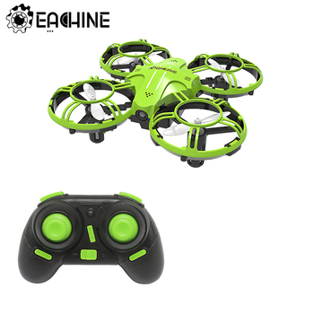 Eachine E016H One Battery Mini Altitude Hold Headless Mode 8mins Flight Time 2.4G RC Drone quadcopter RTF RC Helicopter VS H49 mini drone jjrc h36 4pcs battery headless mode 6 axis gyro 2 4ghz rc drones remote control helicopter quadcopter vs h20 h8 h37