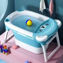 Large Baby Folding Bath Tub Baby Bath Tub Bath Tub for