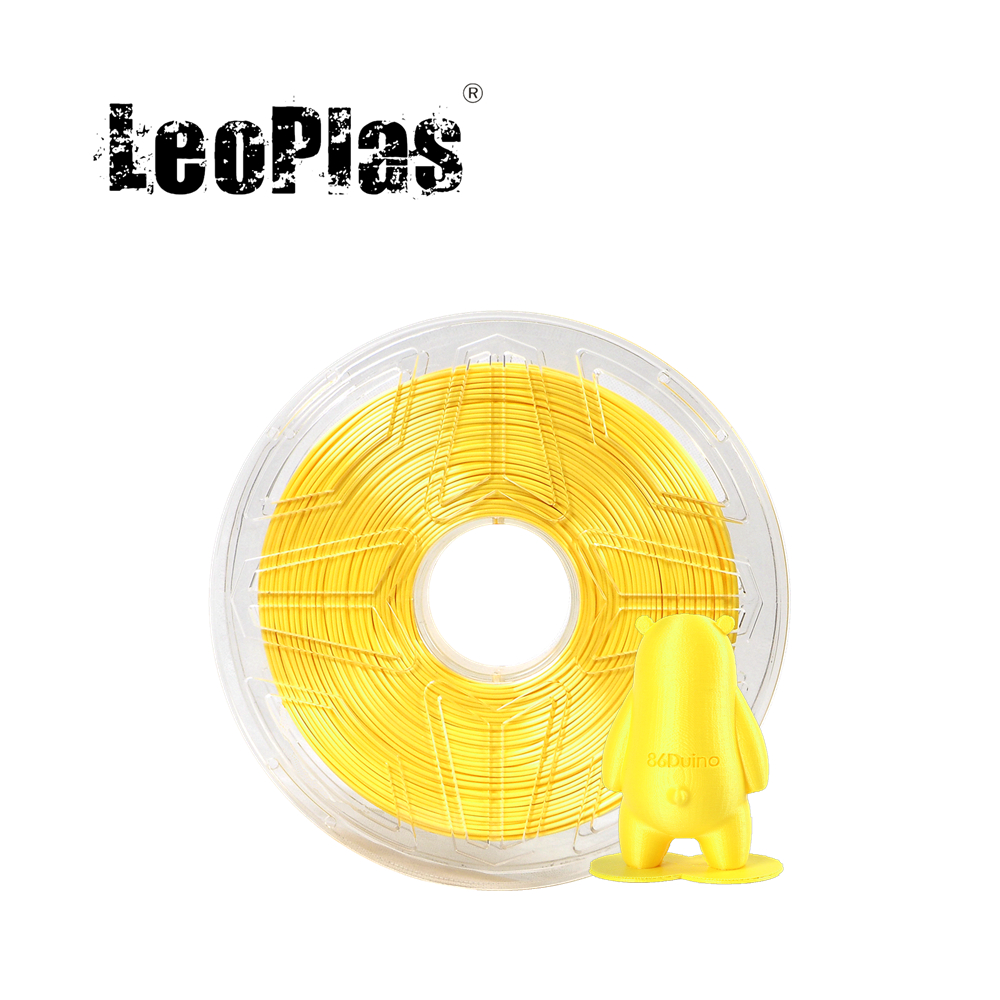 Filamento de seda amarilla y Metal brillante de 1kg y 1,75mm para impresora 3D FDM, suministros de impresión, Material plástico KIT de actualización PLA 2,0 Asistente de estacionamiento frontal 4K a 12K para VW Tiguan 5N 3AA 919 475 M/S