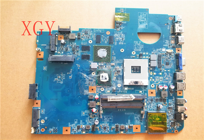 5740G motherboard para FOR Acer aspire 5740 5740G 48.4GD01.01M 09285-1 M HM55 DDR3 HD5470 100% test ok image