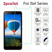 Gehard Glas Voor Itel A16 P13 Plus 2.5D Premium Screen Protector Film Op Itel A52 Lite A14 A15 A22 A23 a44 Power P11 Glas(China)
