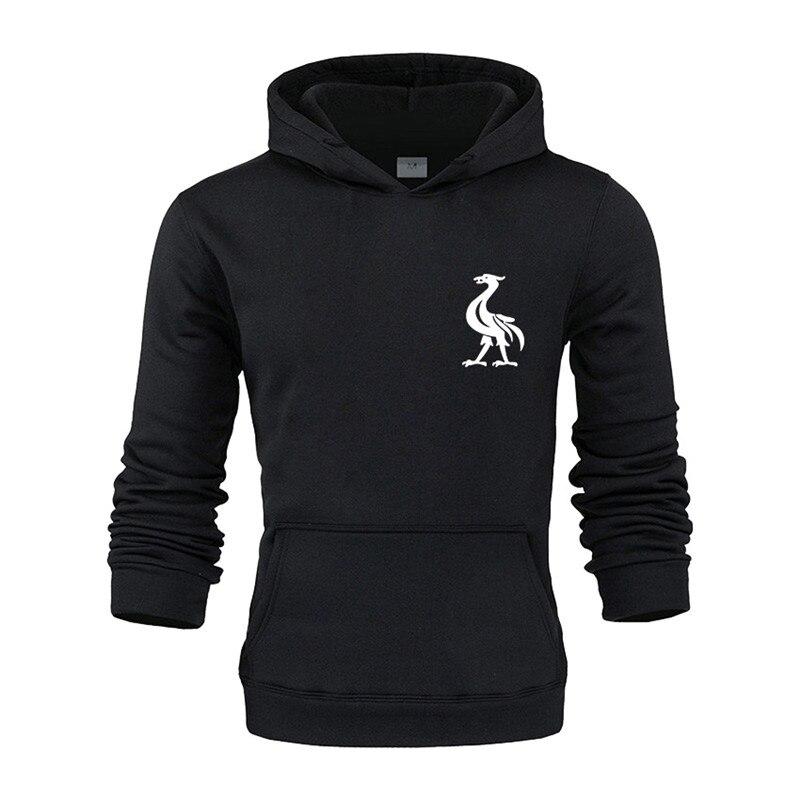 New Liverpool  Printed Hoodies  Track Suit Men Women Football Unisex Multicolor Hoodies Casual Hoodies
