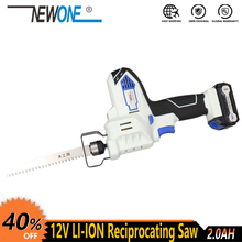 Saw Hand-Reciprocating Multi-Function Lithium-Power-Tool Cordless Electric Portable Saber-Saw