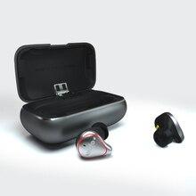 Słuchawki TWS mifo O5 O7 Bluetooth 5.0 prawdziwe bezprzewodowe wkładki douszne wodoodporna Bluetooth słuchawki douszne słuchawki sportowe 3D dźwięk radia słuchawki