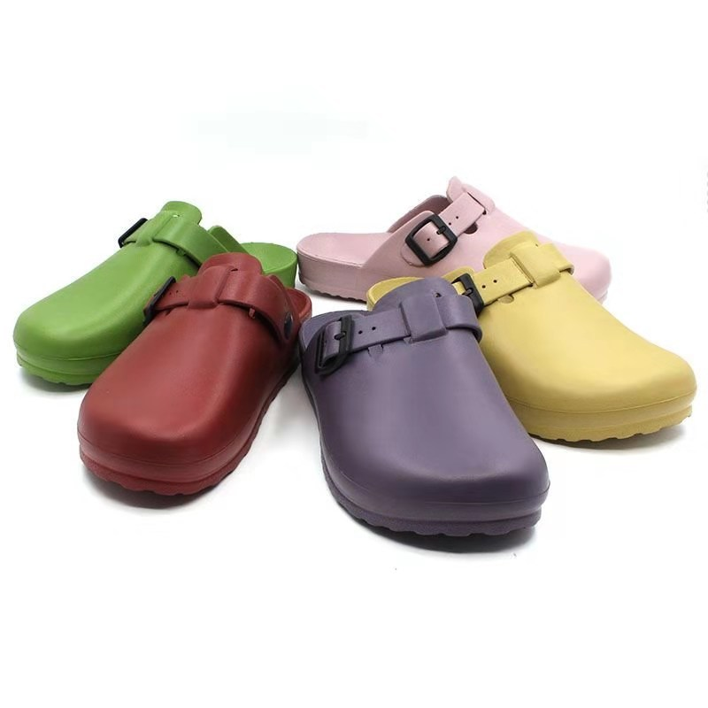 Surgical Sandal Shoes Medical Slippers Doctors Nurses Working Women Men Anti-slip Operating Room Lab Waterproof Non-slip Light