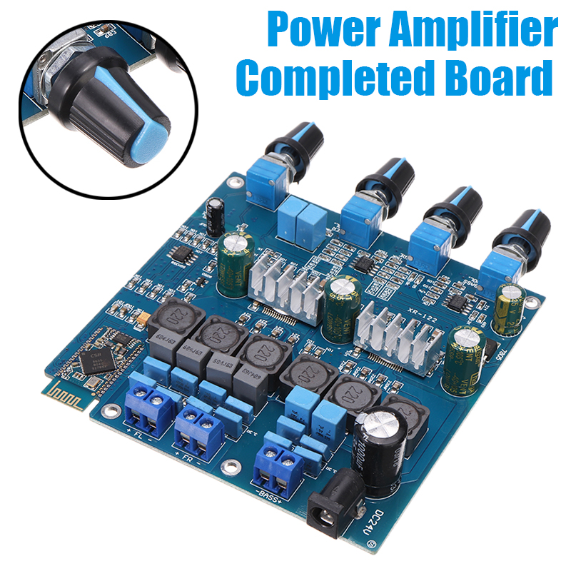 TPA3116 Digital Power <font><b>Amplifier</b></font> Board Channel Stereo Class D HiFi Speaker bluetooth Audio Receiver Amplificador Completed Boards image