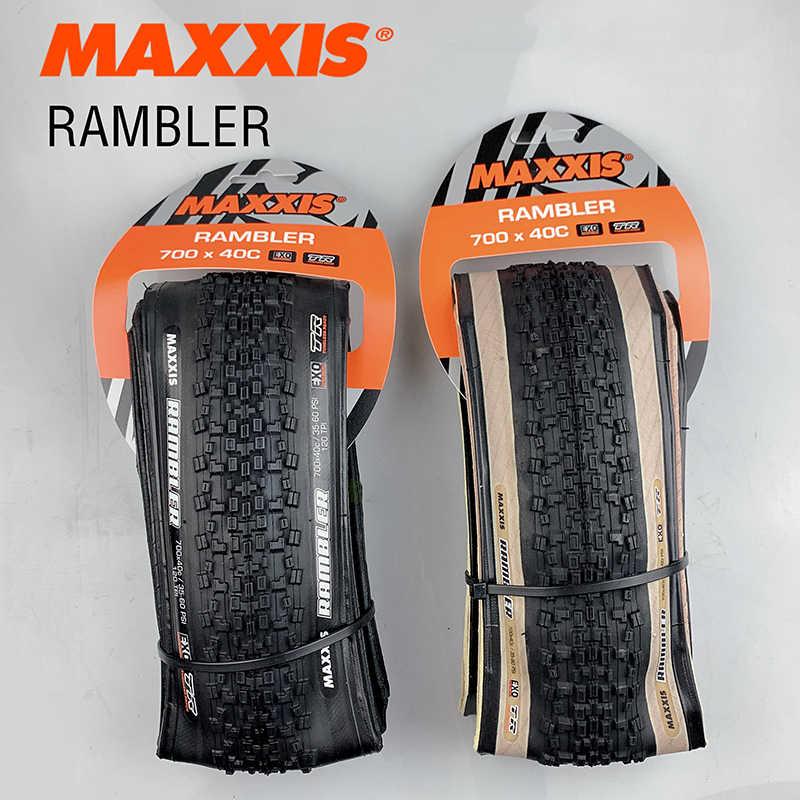 Maxxis Rambler tire-Tubeless