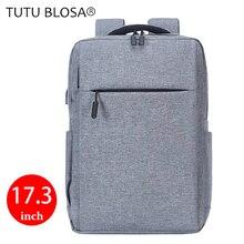 Erkekler Laptop çantası 17 dizüstü bilgisayar Laptop sırt çantası 17 inç büyük sırt çantası USB öğrenci sırt çantaları evren erkek 17 inç dizüstü bilgisayarlar