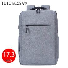 Masculino portátil saco 17 notebook portátil mochila 17 Polegada grande mochila usb para estudante mochilas universo meninos 17 Polegada laptops