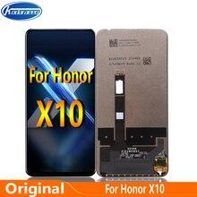 6.63'' For Huawei Honor X10 5G LCD Display With Frame Touch Screen Digitizer TEL-AN00 TEL-TN00 TEL-AN00a TEL-AN10