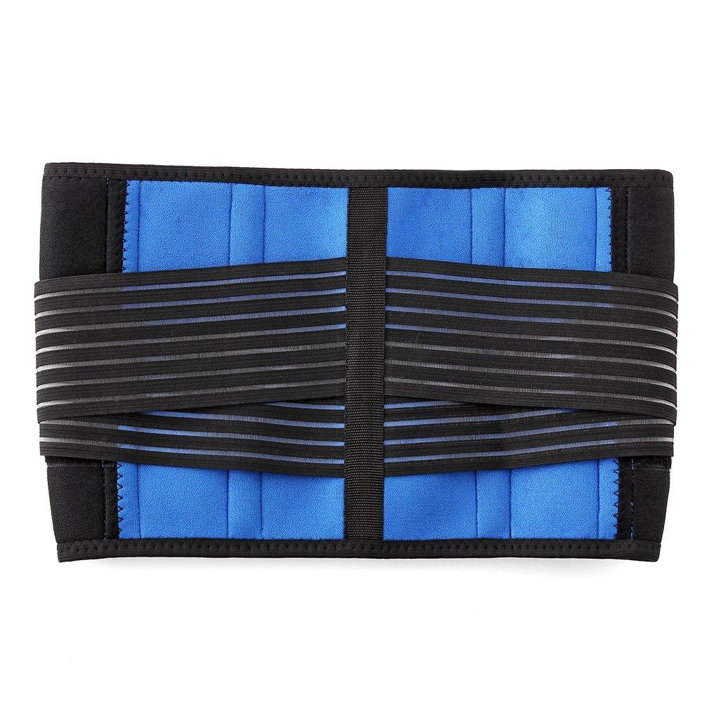 Durable Waist Support Brace Lumbar Lower Back Posture Waist Trimmer Belt