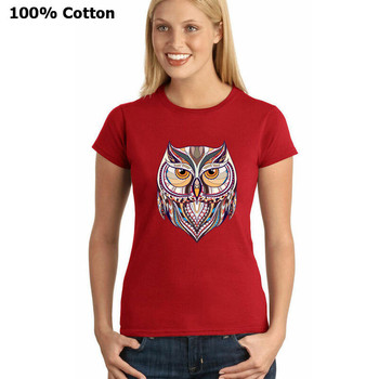 Young Girl Tshirt Ancient Harry Ethnic Owl T-Shirts Women Geek Hogwarts T Shirt Hipster Magic Wizard Tees Owly Potter-lover Tops
