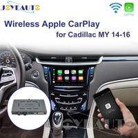 Joyeauto Wireless Apple Carplay For Cadillac XTS ATS SRX CTS XT5 2014 2019 Android Auto Apple Mirror iOS Wifi Car Play Airplay