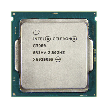 Original CPU for Intel Celeron Dual-Core G3900 2.8GHz 2M Cache LGA 1151 CPU Processor Desktop CPU intel core i5 4430s i5 4430s processor 6m cache 2 7ghz lga1150 desktop cpu