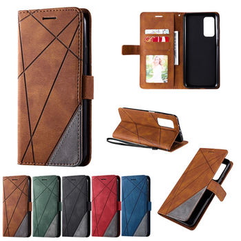 MI 10T Pro Leather Business Card Slot Case For Xiaomi 10T 10 T Luxury Wallet Flip Shockproof Magnetic Phone Cover for Mi 10T Bag