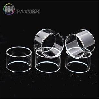 Tanque de vidro da substituição de fatube do motor 2 ii 5 pces para o motor obs sub mini nano mtl rta pyrex tubo de vidro