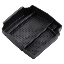 Broadhurst – boîte de rangement centrale pour Honda CRV CR-V 2012 2013 2014, accoudoir remonté, boîte de rangement pour gants de voiture, style