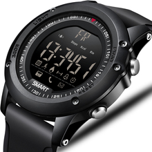 2019 LIGE Sports Mens Watches Men Pedometer Calories Waterproof Smartwatch Electronic Wrist For Male Digital Bluetooth