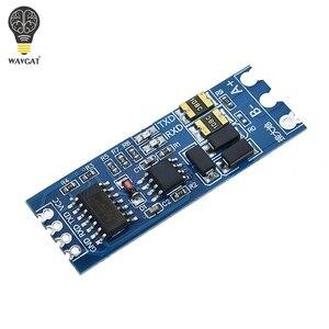 Image 3 - TTL לפנות RS485 מודול חומרה אוטומטי זרימת בקרת מודול סידורי UART רמת הדדי המרת אספקת חשמל מודול 3.3V 5V