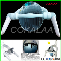 Reflect Spotlight Round LED Dental Lamp Oral Light for Dentistry Operation Chair Inductive Infrared