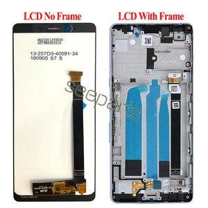 Image 2 - Pantalla LCD de 5,7 pulgadas para Sony Xperia L3 MONTAJE DE digitalizador con pantalla táctil reemplazo para Sony L3 L3312 I4312 I4332 I3322 LCD