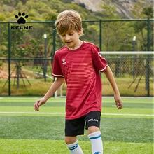 KELME Kid Soccer Jersey Football Uniform Summer Customized Suit Shark Training Team Uniform Sportswear Child 3803169