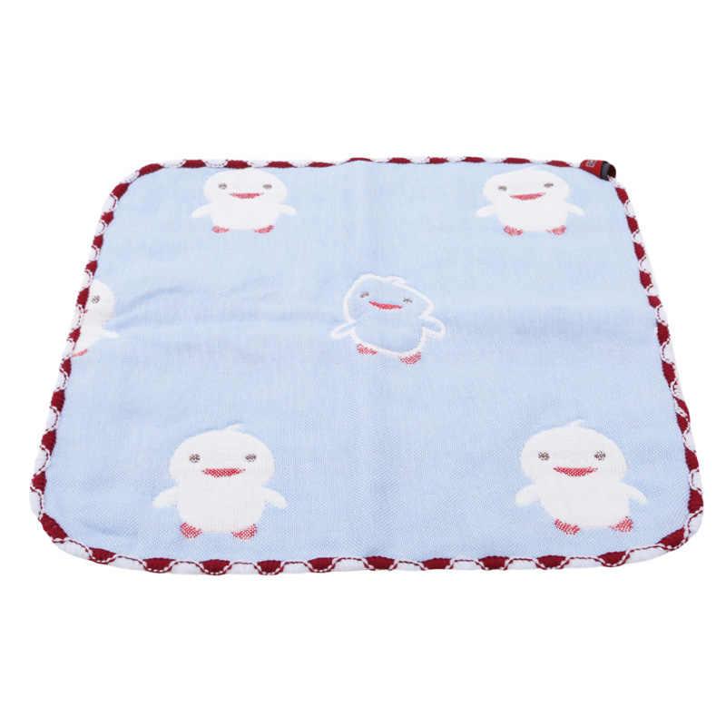 2018 6 שכבות כותנה תינוק לנגב מגבת סופג ורך תינוק יד מטפחת עם באיכות גבוהה עבור תינוק בנות בני