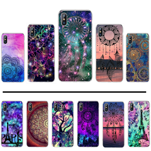 mandalas luxury Holder Relief Exotic Luxury capaDesign Phone Cover For iphone 4 4s 5 5s 5c se 6 6s 7 8 plus x xs xr 11 pro max(China)