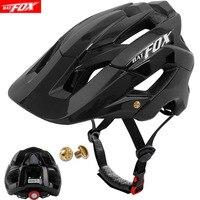 BATFOX 2019 Neueste Fahrrad Helm Ultraleicht Integral geformten größe M-XL Radfahren Helm Für MTB Rennrad Helme Casco Ciclismo