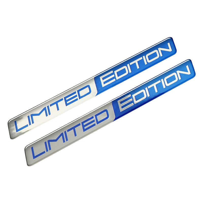 Voiture style édition limitée emblème autocollant Badge 3D Gel moto décalcomanies pour Yamaha Kawasaki Honda Suzuki BMW Opel Audi Toyota