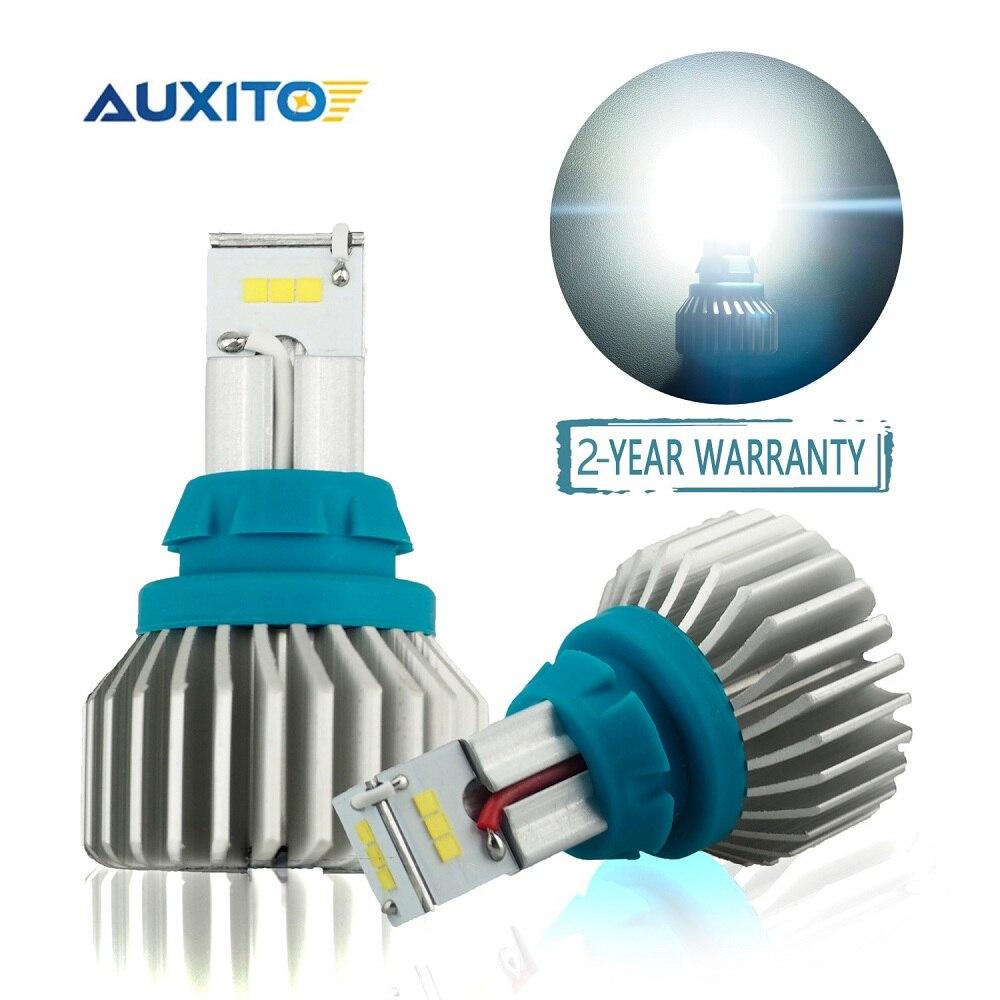 2x T15 W16W 921 912 Super Bright 2000LM CSP LED Canbus NO OBC Error Car Backup Reserve Lights Bulb Tail Lamp Xenon White 6500K