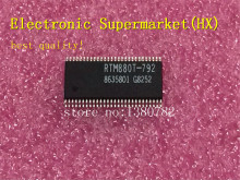 Free Shipping 5pcs/lots RTM880T-792-VB-GRT  RTM880T  RTM880  SSOP-60 100%New original  IC In stock! цена в Москве и Питере