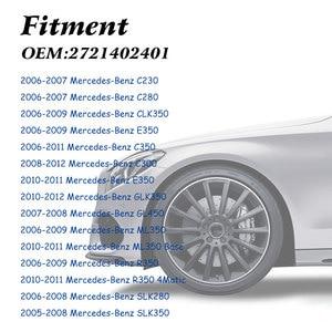 Image 4 - One Set Of PA66 Nylon 66 Intake Manifold Air Flap Runner Repair Kit For Mercedes Benz C350 E350 ML350 R350 OE 2721402401 EA080