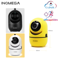 INQMEGA 1080P Wireless IP Camera Cloud Wifi Camera Smart Auto Tracking Human Home Security Surveillance CCTV Network