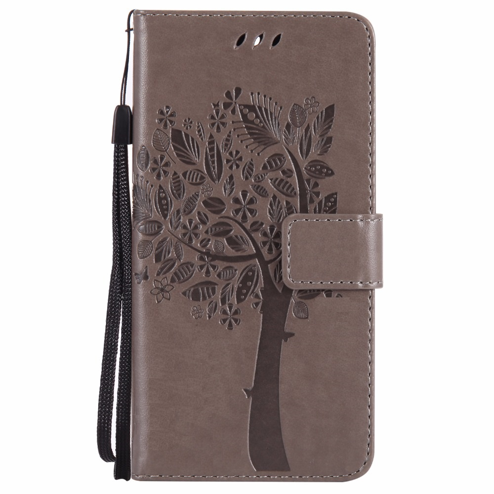 Luxury Wallet Case For <font><b>HomTom</b></font> S16 PU Leather Retro Flip Cover Magnetic Fashion Cases Kickstand Strap For <font><b>HomTom</b></font> S <font><b>16</b></font> image