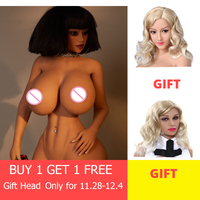 New 141cm Sex Doll Big Ass Slim Waist With Pubic Hair Most Popular Toy Huge Around Butt Life Size Rubber Dolls for Man