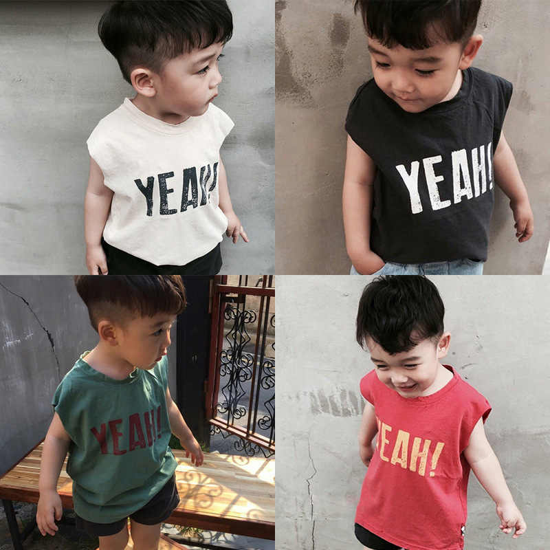 children/'s t-shirt baby t-shirt. Summer gray girl/'s t-shirt loose blouse cotton t-shirt for boy/'s