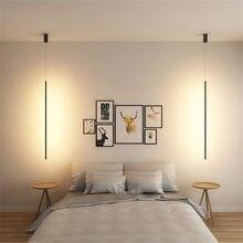 Thrisdar – lampe suspendue au design moderne, luminaire décoratif d'intérieur, idéal pour une salle à manger, un Bar ou une chambre à coucher, 60/80/120CM