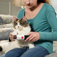 Usb зарядка домашних животных лапы стрижка триммер машинка для стрижки Электрический кошки собаки точилка для ногтей три режима высокого качества коготь красная кнопка